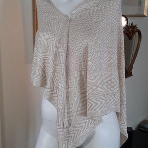 Bcbg Max azria shawl